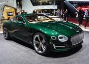 Don't Hold Out for a Two-Seater Sports Coupe from Bentley - It's Not Going to Happen - image 620368