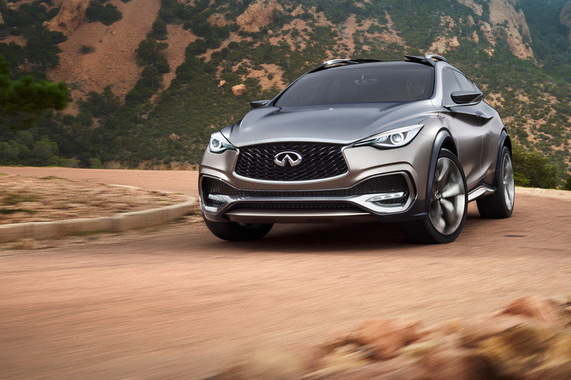 2015 Infiniti QX30 Concept High Resolution Exterior - image 619408