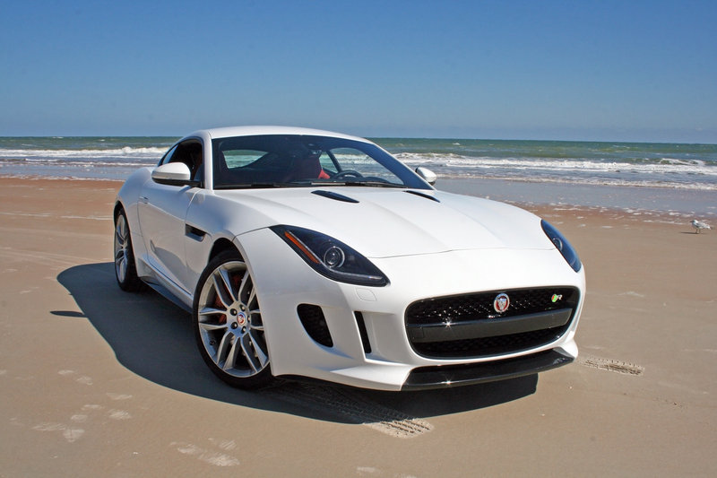 2015 Jaguar F-Type R Coupe - Driven