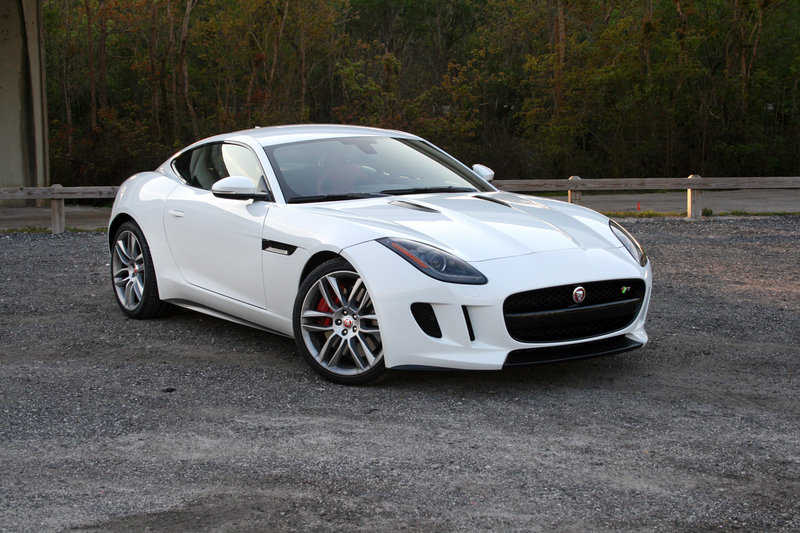 2015 Jaguar F-Type R Coupe - Driven High Resolution Exterior - image 621625