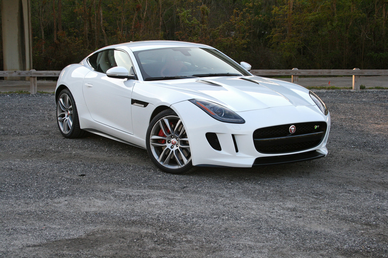 2015 jaguar f type r coupe driven picture 621627 car review top speed. Black Bedroom Furniture Sets. Home Design Ideas