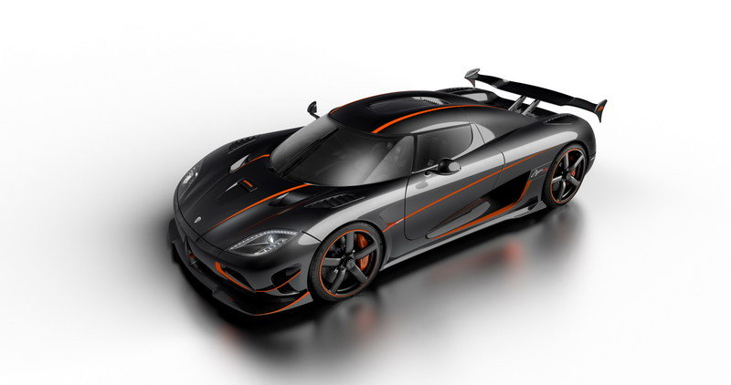 2015 Koenigsegg Agera RS High Resolution Exterior - image 619945