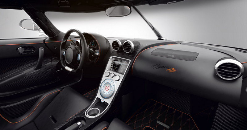 2015 Koenigsegg Agera RS High Resolution Interior - image 619946