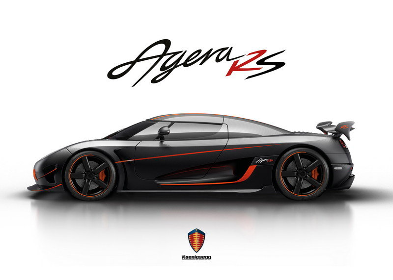 2015 Koenigsegg Agera RS High Resolution Exterior - image 619944