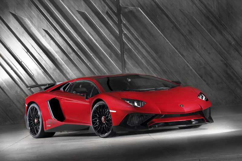 2015 Lamborghini Aventador Superveloce High Resolution Exterior Wallpaper quality - image 619702