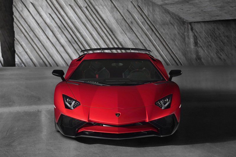 2015 Lamborghini Aventador Superveloce High Resolution Exterior - image 619710