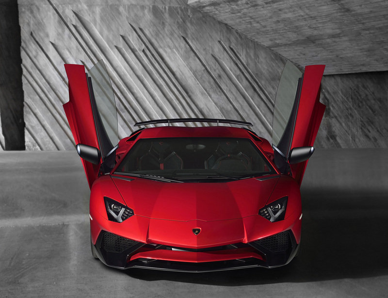 2015 Lamborghini Aventador Superveloce High Resolution Exterior - image 619711
