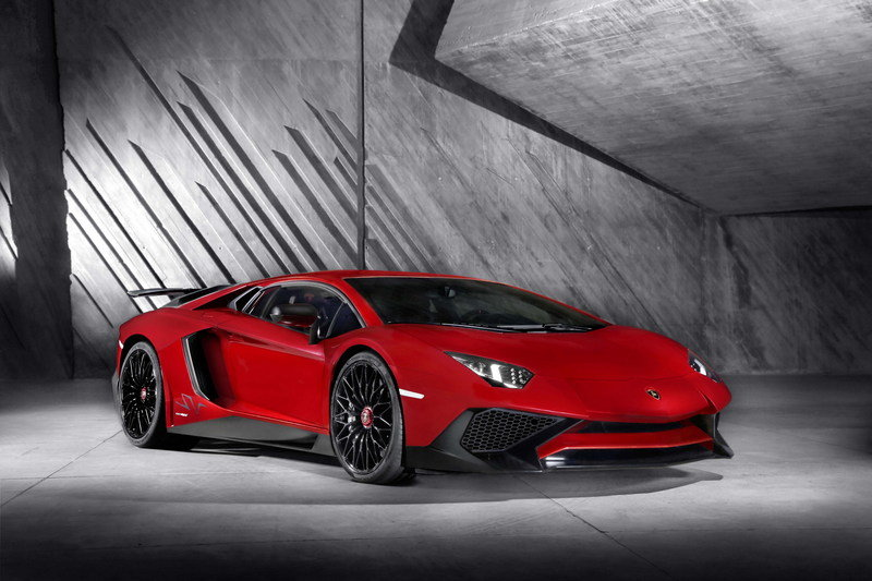 2015 Lamborghini Aventador Superveloce High Resolution Exterior - image 619604