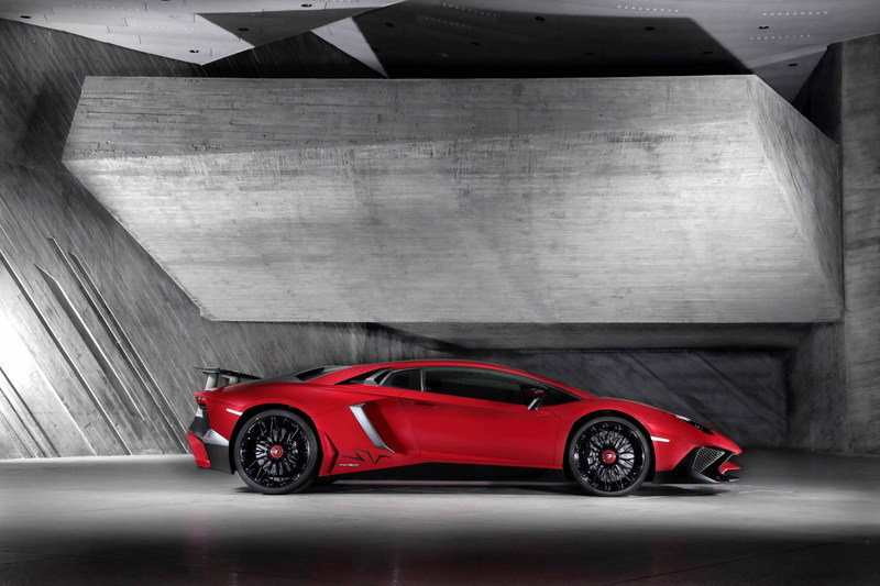 2015 Lamborghini Aventador Superveloce High Resolution Exterior - image 619601