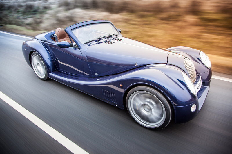 2015 Morgan Aero 8 High Resolution Exterior - image 619839