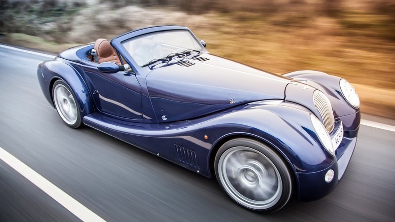 Morgan Plans To Build Hybrid And Electric Models From 2019