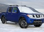 Nissan Frontier Pro4X - Driven