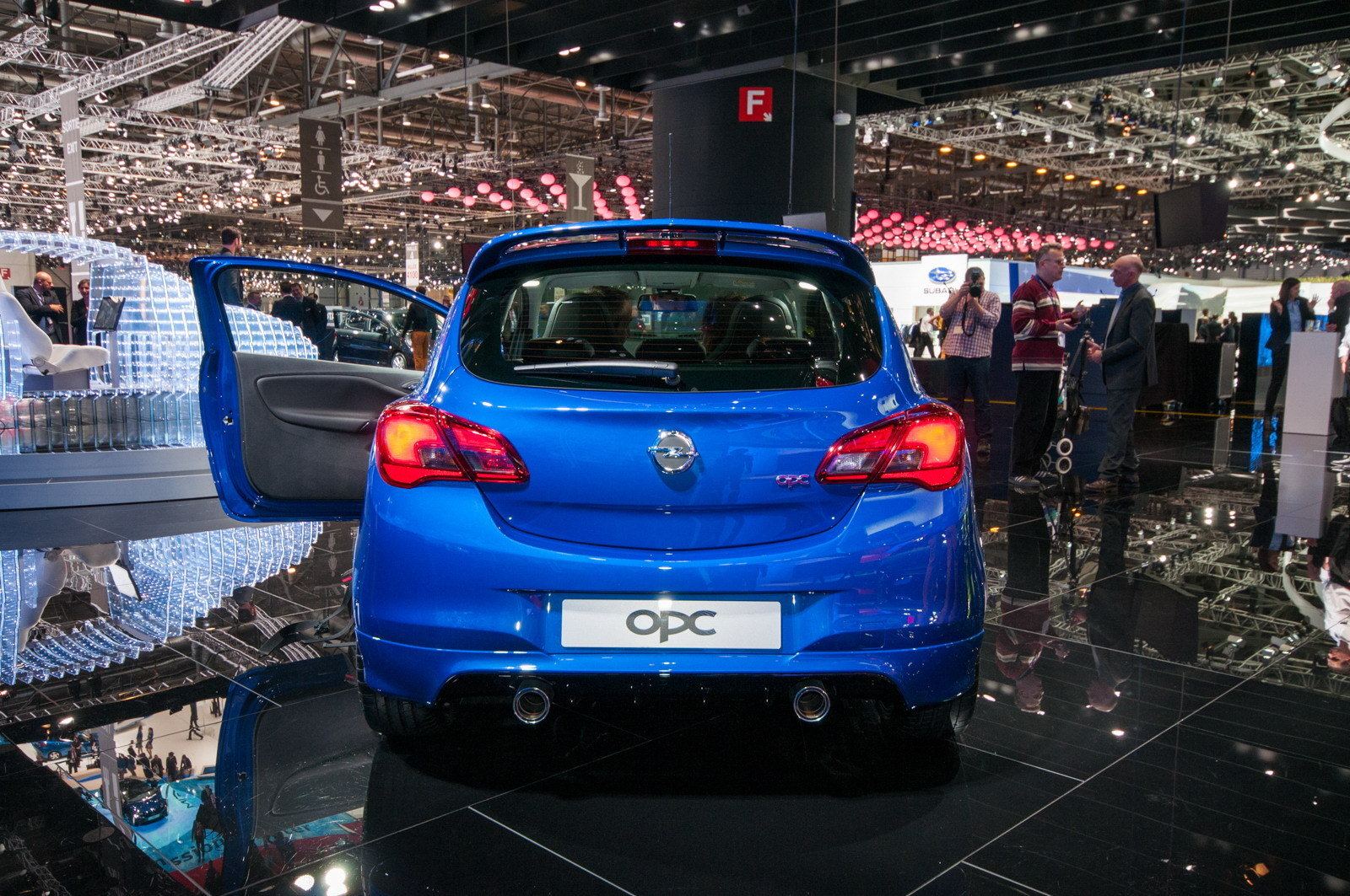 2015 opel corsa opc picture 622642 car review top speed. Black Bedroom Furniture Sets. Home Design Ideas