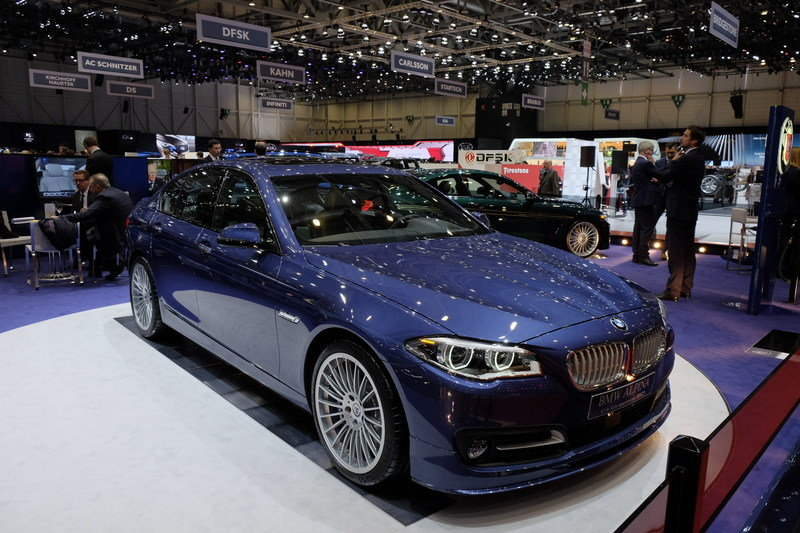 "2015 Alpina B5 Bi-Turbo ""Edition 50"" Exterior - image 620378"