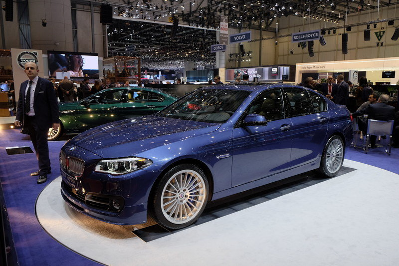 "2015 Alpina B5 Bi-Turbo ""Edition 50"" Exterior - image 620380"