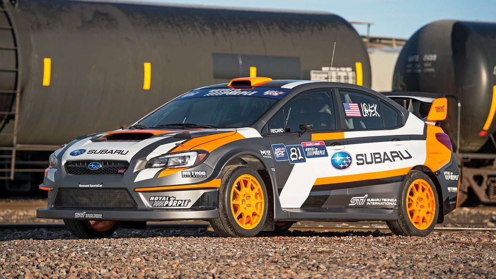 2015 subaru wrx sti rallycross car review top speed. Black Bedroom Furniture Sets. Home Design Ideas