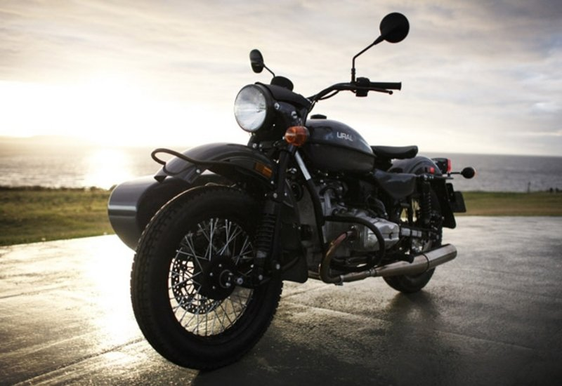 2015 - 2018 Ural CT Pictures, Photos, Wallpapers.