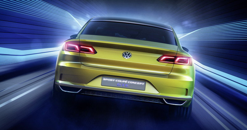 2015 Volkswagen Sport Coupe Concept GTE High Resolution Exterior Computer Renderings and Photoshop - image 619571