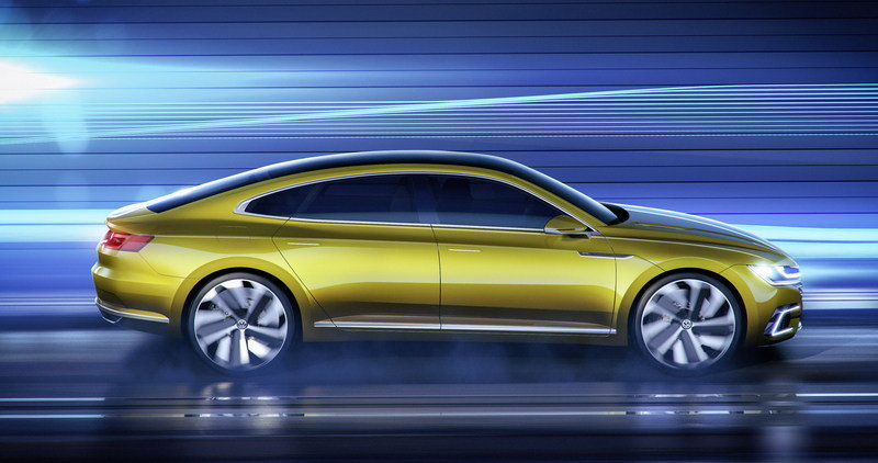 2015 Volkswagen Sport Coupe Concept GTE High Resolution Exterior Computer Renderings and Photoshop - image 619572