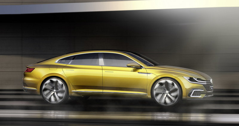 2015 Volkswagen Sport Coupe Concept GTE High Resolution Exterior Computer Renderings and Photoshop - image 619561