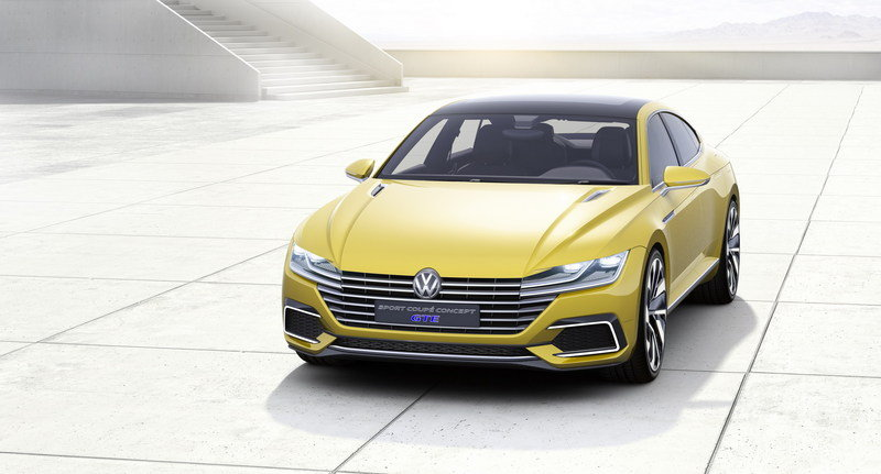 2015 Volkswagen Sport Coupe Concept GTE High Resolution Exterior Computer Renderings and Photoshop - image 619589