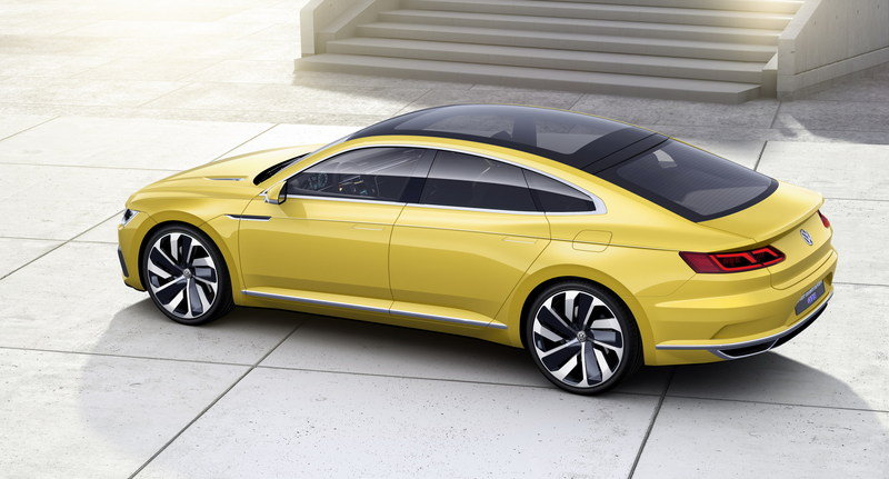 2015 Volkswagen Sport Coupe Concept GTE High Resolution Exterior Computer Renderings and Photoshop - image 619591