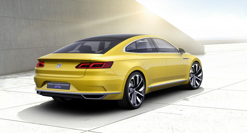 2015 Volkswagen Sport Coupe Concept GTE High Resolution Exterior Computer Renderings and Photoshop - image 619592