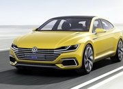 2015 Volkswagen Sport Coupe Concept GTE - image 619600