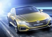 2015 Volkswagen Sport Coupe Concept GTE - image 619565