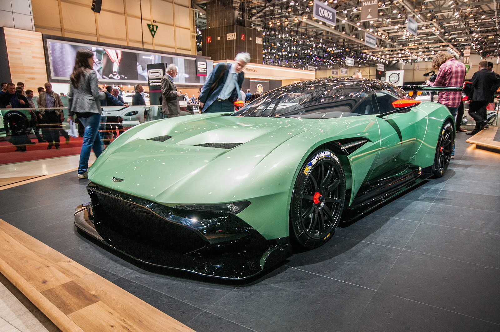 2016 aston martin vulcan picture 621896 car review top speed. Black Bedroom Furniture Sets. Home Design Ideas