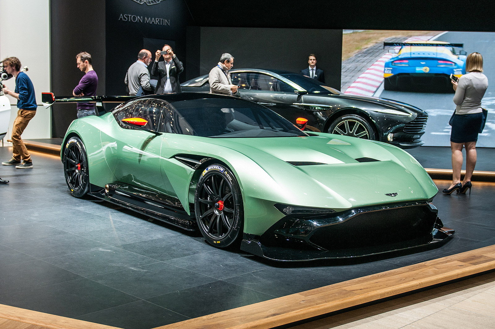 2016 aston martin vulcan picture 621900 car review top speed. Black Bedroom Furniture Sets. Home Design Ideas