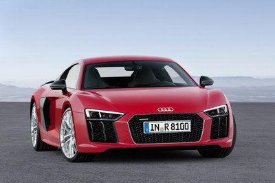 Audi Shoots Down Rumors That It's Developing a V-6 R8 - image 619668