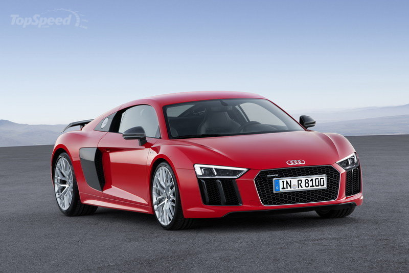 2017 - 2018 Audi R8 High Resolution Exterior - image 619670