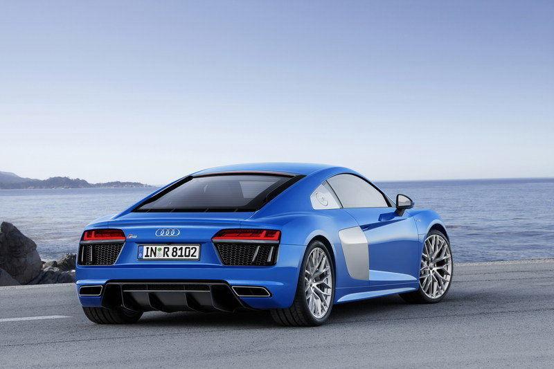 Will Audi Replace The R8 With An EV Supercar Powered By A Solid-State Battery?