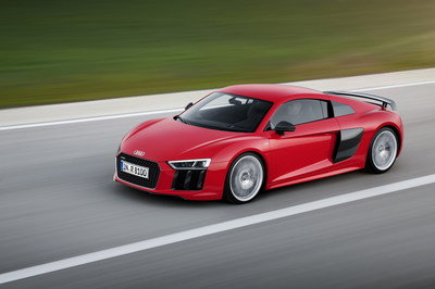 Audi Shoots Down Rumors That It's Developing a V-6 R8 - image 619676