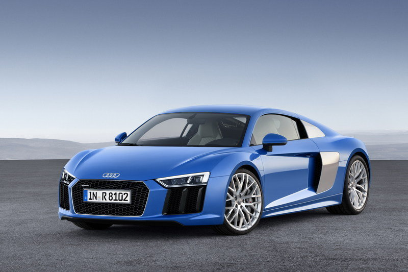 2017 - 2018 Audi R8 High Resolution Exterior - image 619645