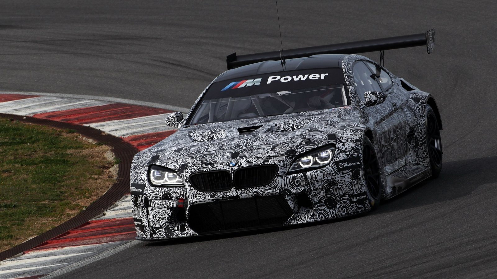 2016 bmw m6 gt3 picture 621819 car review top speed. Black Bedroom Furniture Sets. Home Design Ideas