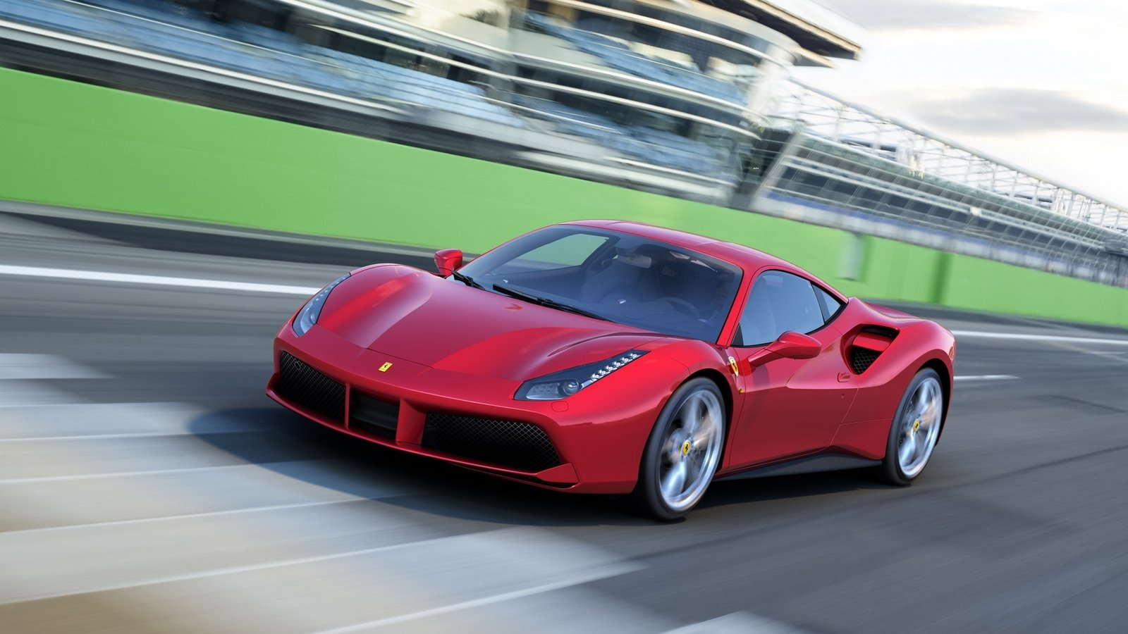 2016 Ferrari 488 Gtb Pictures Photos Wallpapers And Videos Top