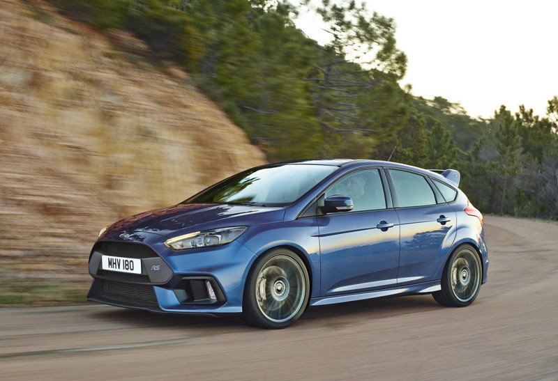 2016 Ford Focus RS High Resolution Exterior - image 620092