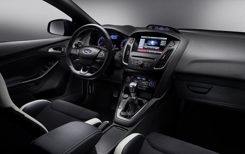 2016 Ford Focus RS High Resolution Interior - image 620089