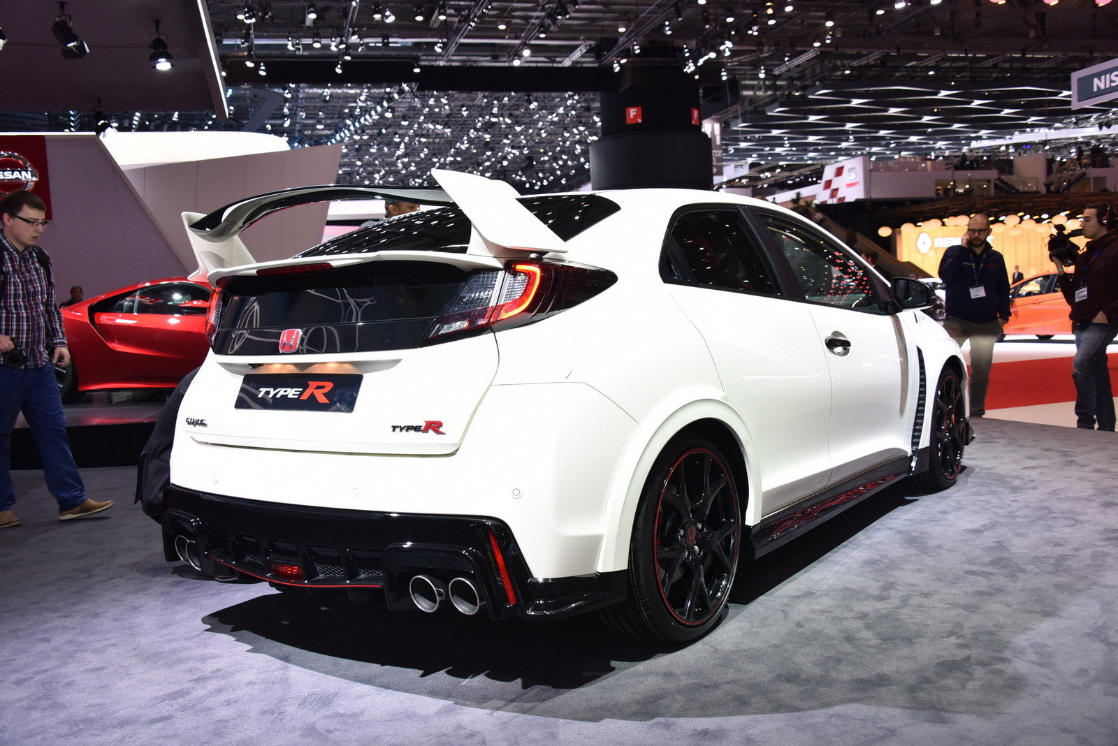 2016 honda civic type r picture 620409 car review top speed. Black Bedroom Furniture Sets. Home Design Ideas