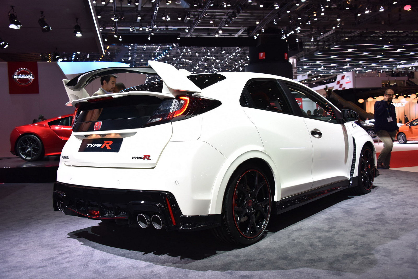 2016 honda civic type r picture 620410 car review top speed. Black Bedroom Furniture Sets. Home Design Ideas