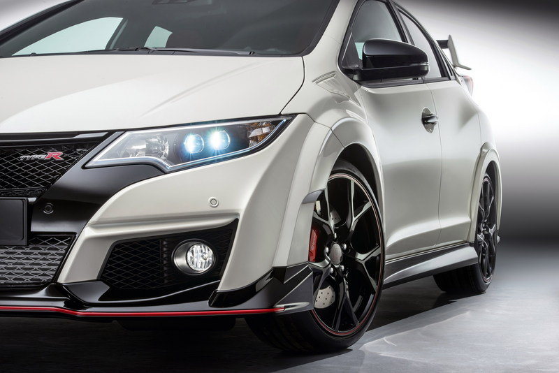 2016 Honda Civic Type R High Resolution Exterior - image 619530