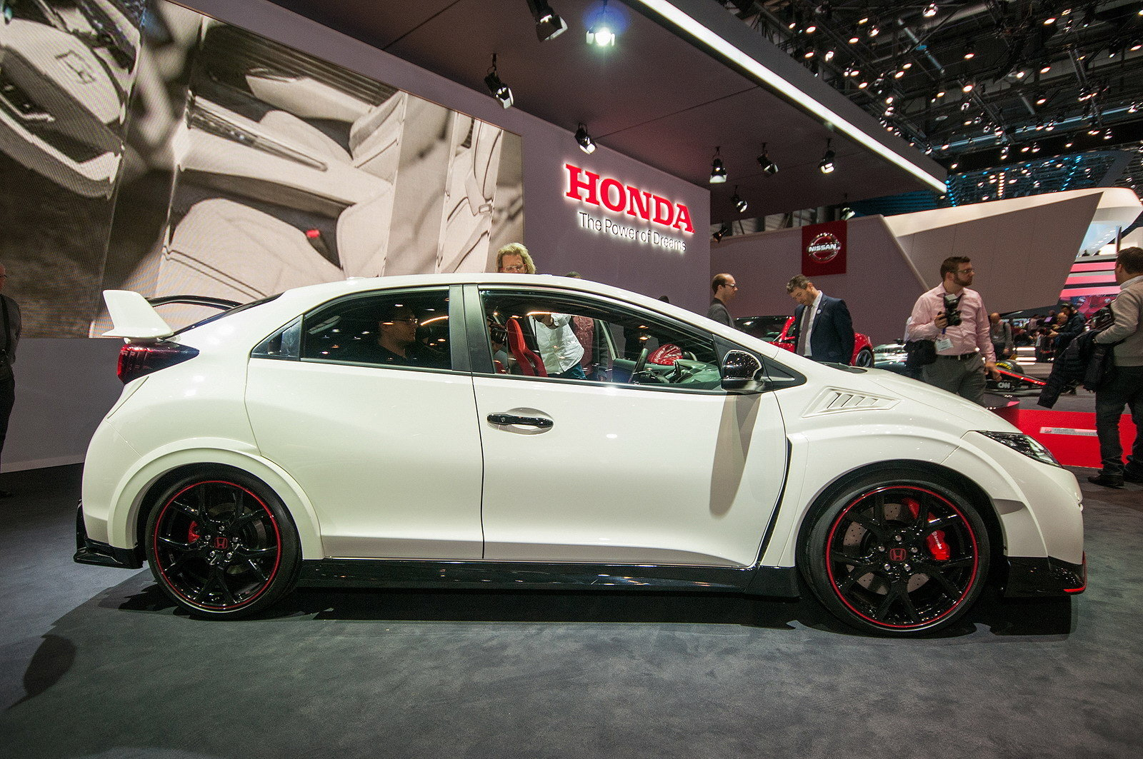 2016 honda civic type r picture 622273 car review for Honda civic type r top speed