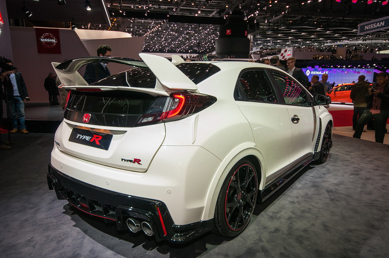 2016 honda civic type r picture 622279 car review top speed. Black Bedroom Furniture Sets. Home Design Ideas