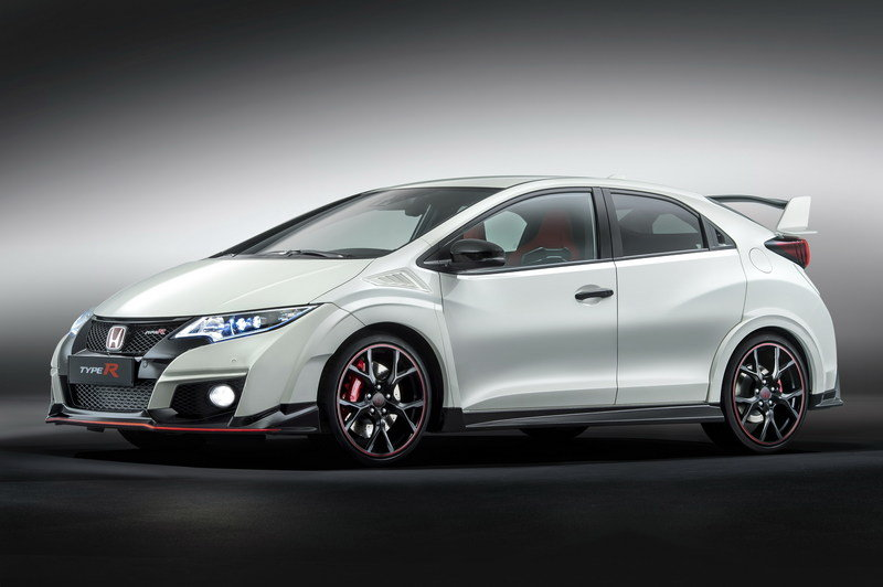 2016 Honda Civic Type R High Resolution Exterior Wallpaper quality - image 619532