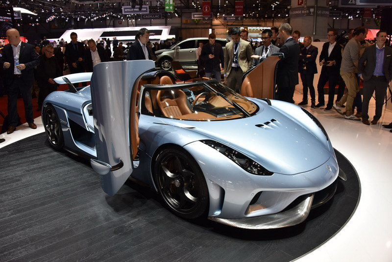 Koenigsegg Exclusivity Will Drop as the Brand Aims to Taken on Ferrari in the Next Decade High Resolution Exterior AutoShow - image 620242