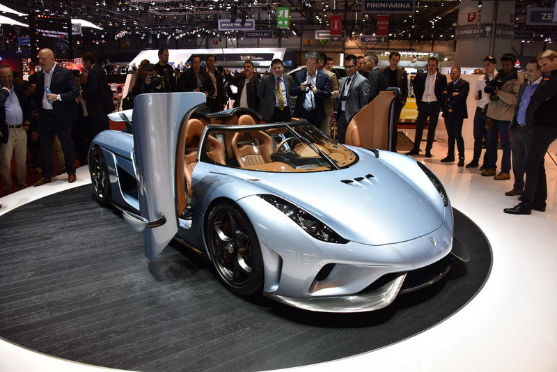 Koenigsegg Exclusivity Will Drop as the Brand Aims to Taken on Ferrari in the Next Decade High Resolution Exterior AutoShow - image 620248