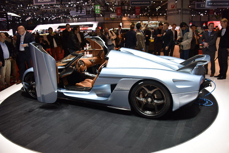 Koenigsegg Exclusivity Will Drop as the Brand Aims to Taken on Ferrari in the Next Decade High Resolution Exterior AutoShow - image 620252