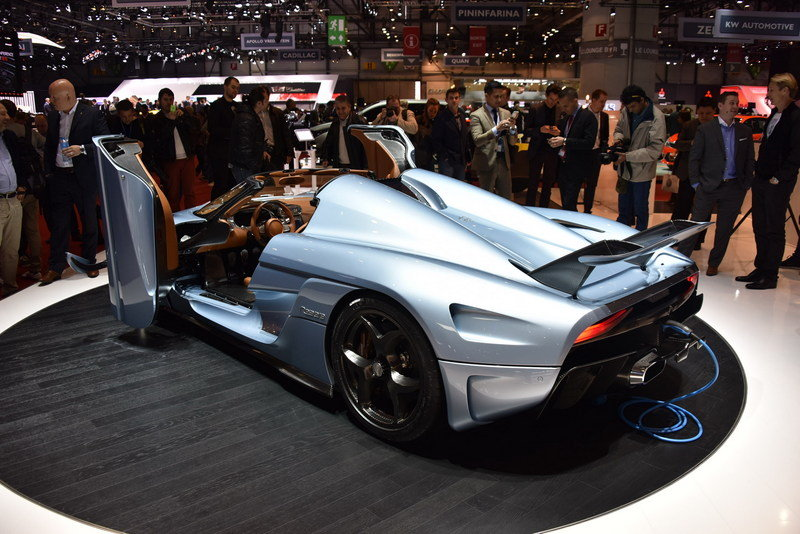 Koenigsegg Is All Out Of Regera Supercars